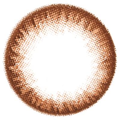 ラブコンカラコンチアフルチョコブラウン